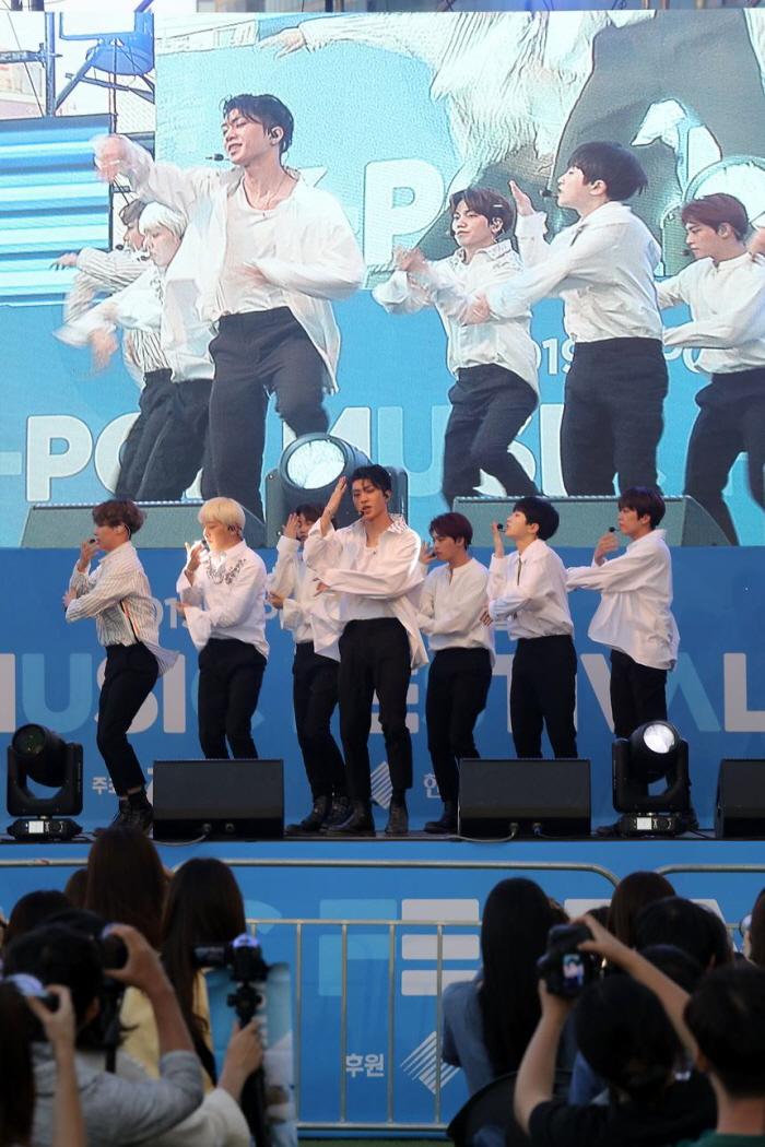 K-POP 뮤직페스티벌