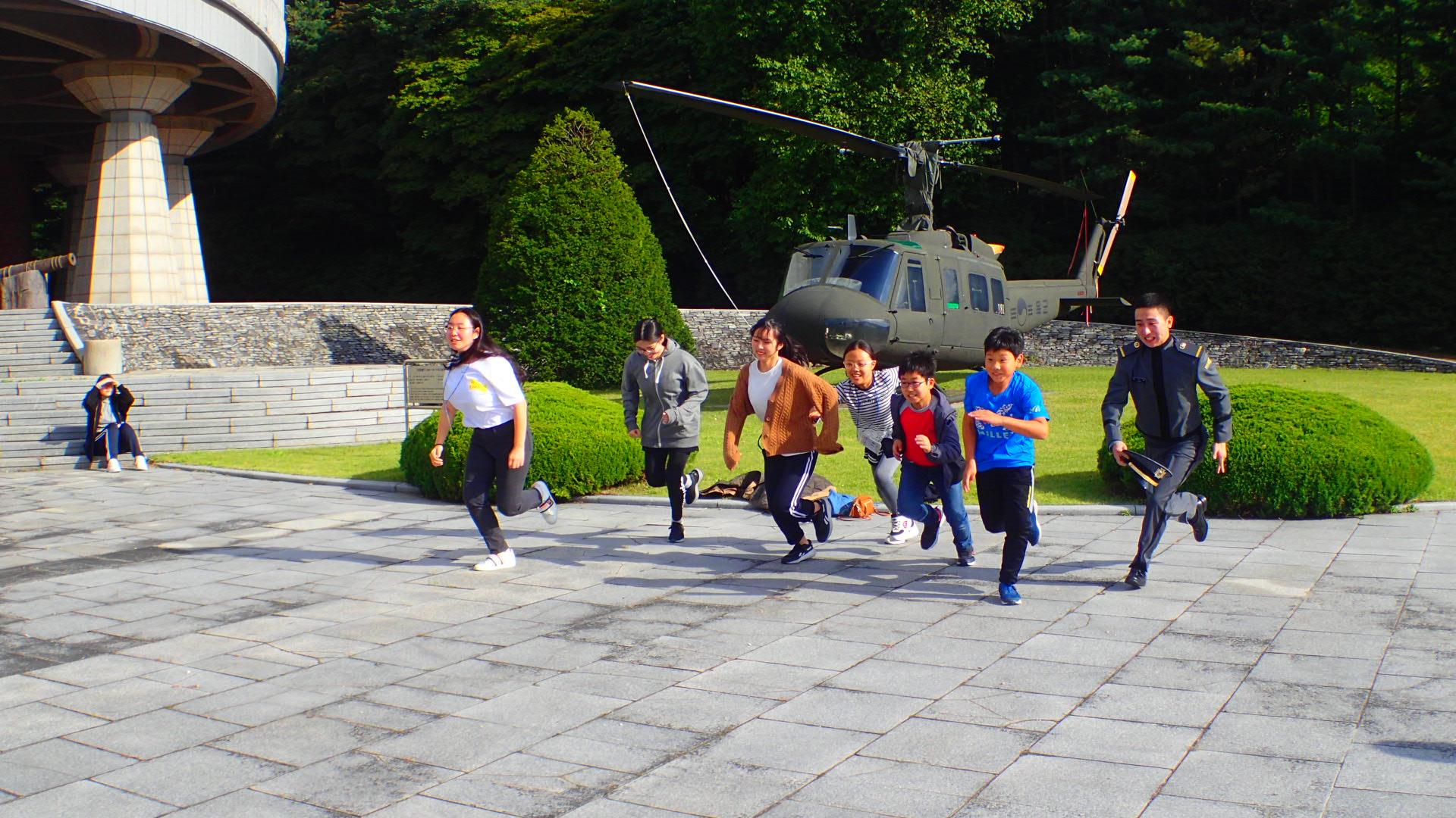 2019.10.12 - 2차 진로체험학습(태릉역사탐방-육군사관학교 견학)
