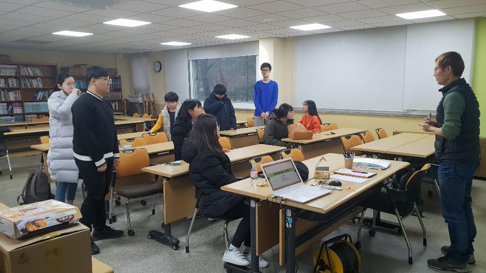2019.12.21 - 청소년모임 연합 종강식