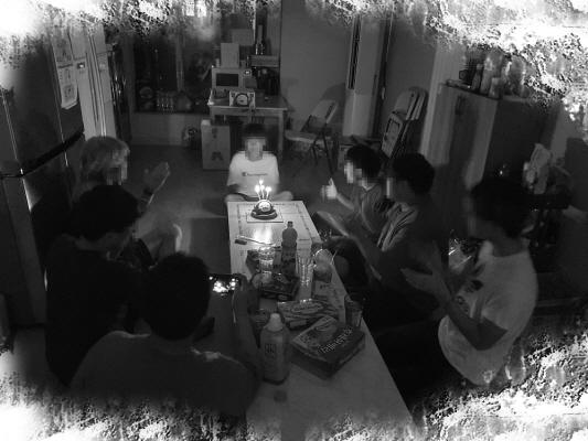 ☆입소청소년 생일 파티☆