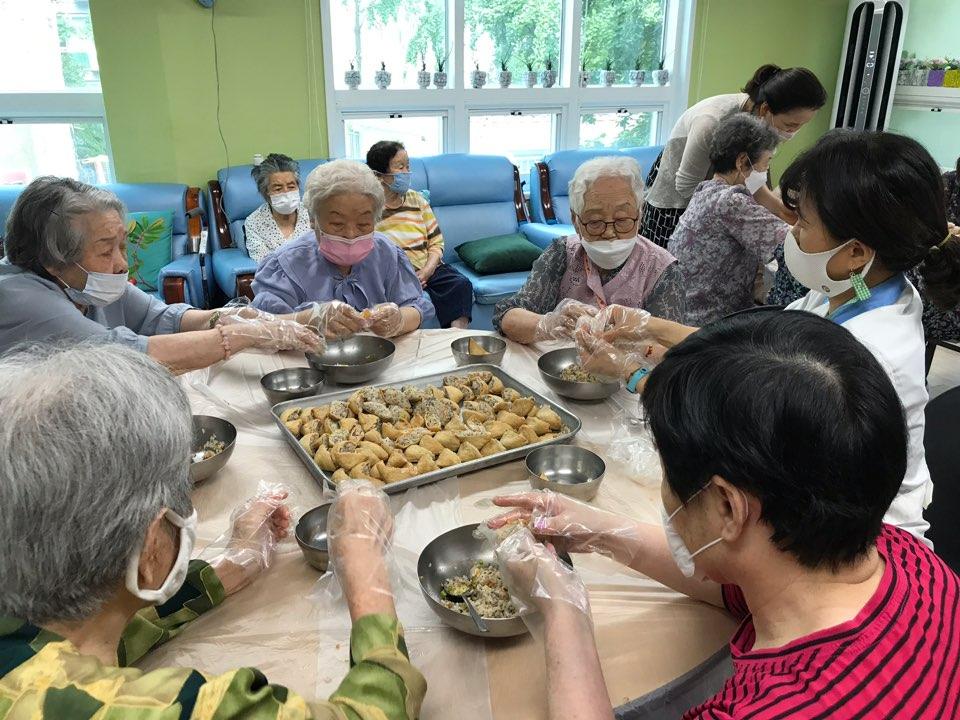 요리교실(유부초밥)