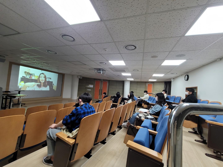2020년 강남구립 역삼청소년수련관 자원봉사학교(10월 31일)