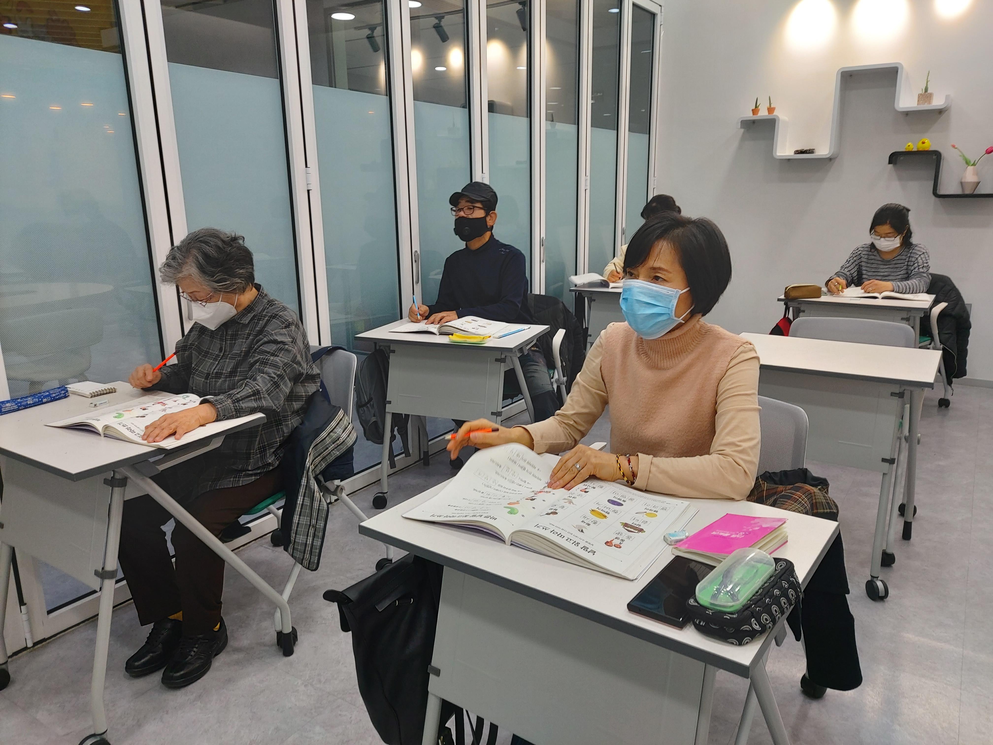 문해교육 기초반2 (5회기)