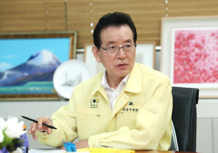 정순균 강남구청장, 정의선 회장에 GBC 관련 면담 요청