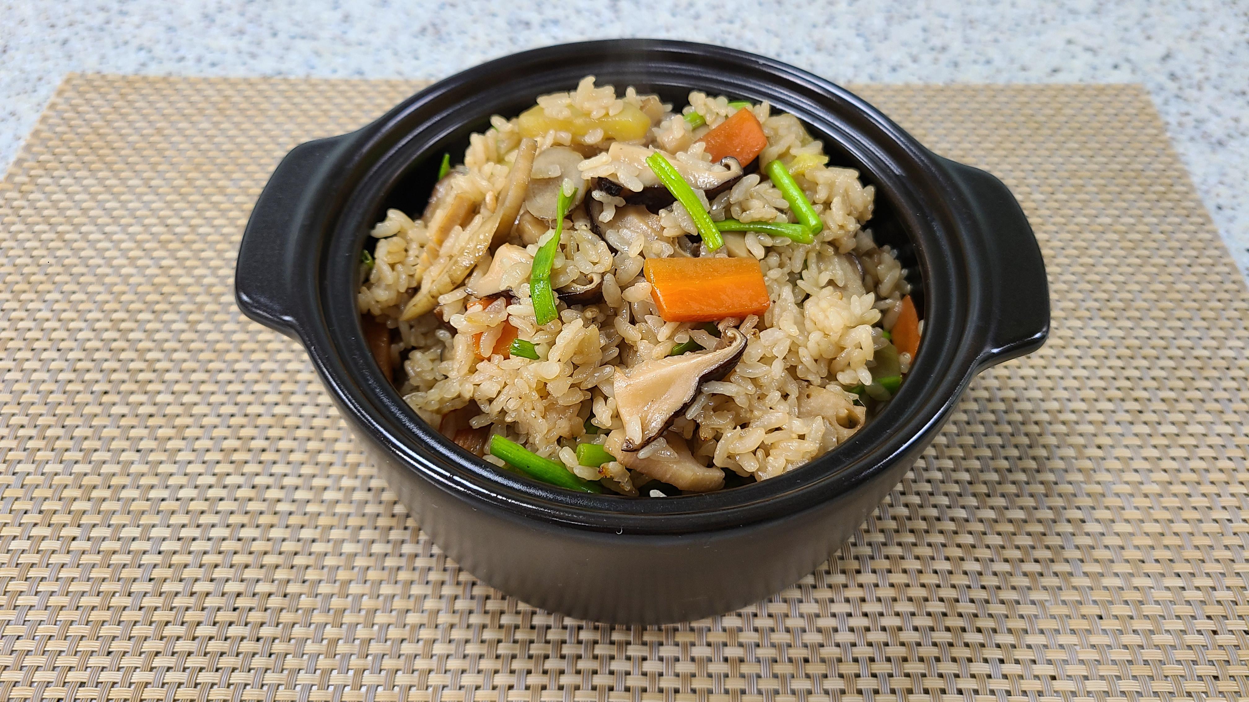 [온라인 특강] 면역력UP! 제철음식 #2 - 뿌리채소 영양밥