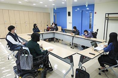 강남구 무장애 여행지 탐방 '휠링강남'