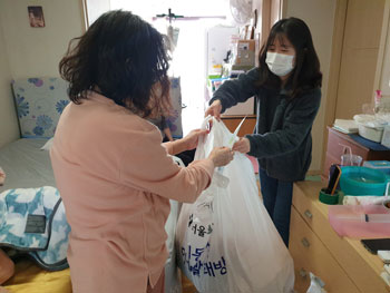서울시 이동식 이불빨래방 지원사업