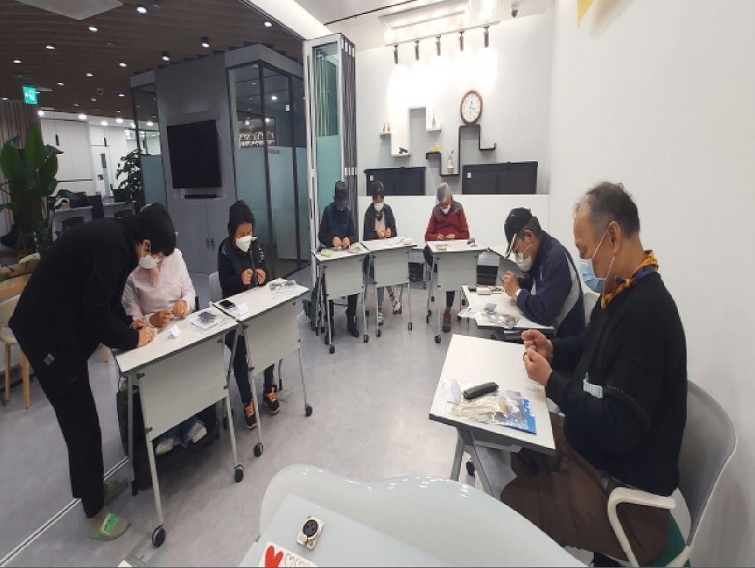 2021 문해교육 생활문해반-상반기(3회기)