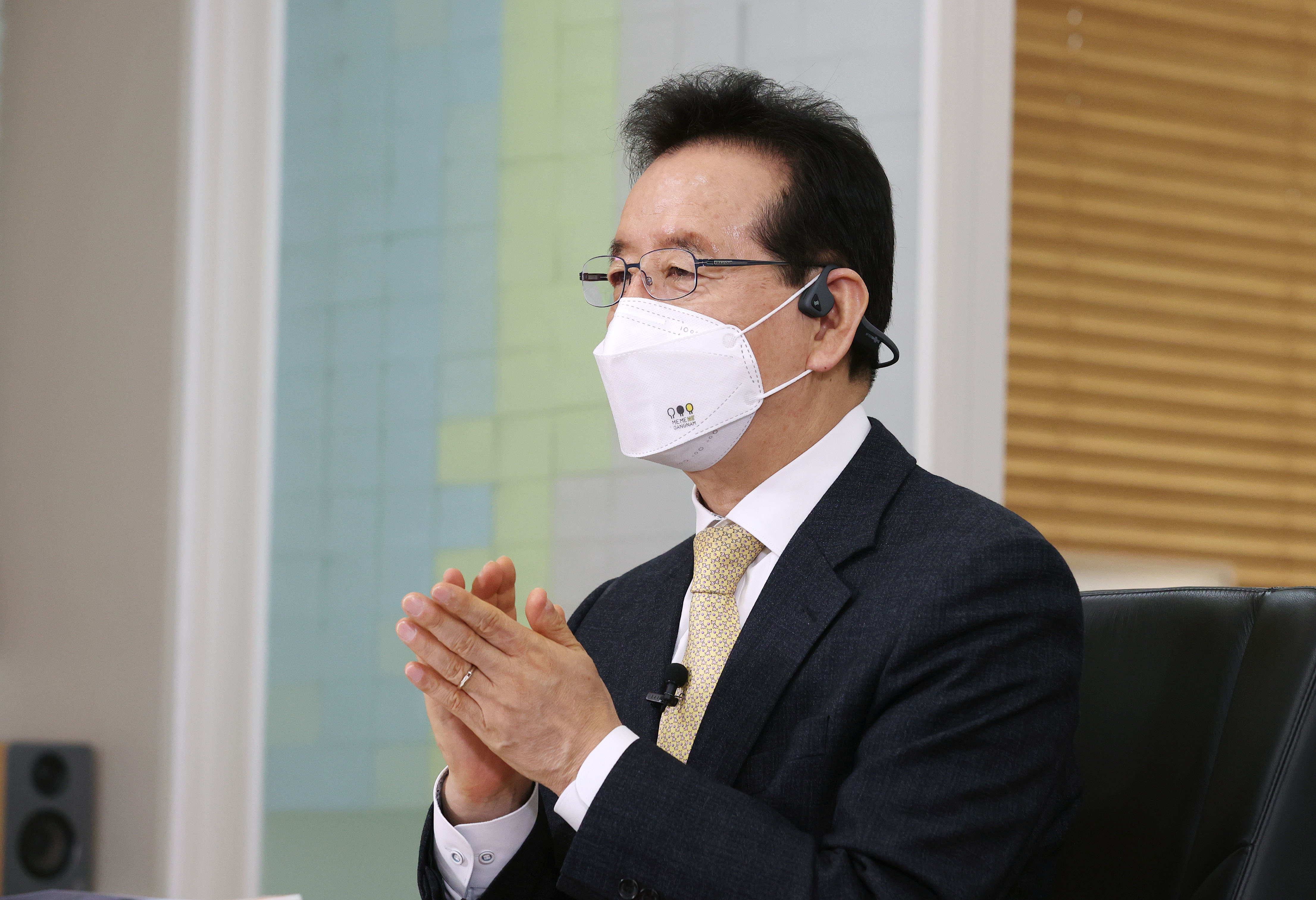 강남구, 13일 온택트 강연 '모두를 위한 코로나 회복: 연대와 협력의 힘' 진행