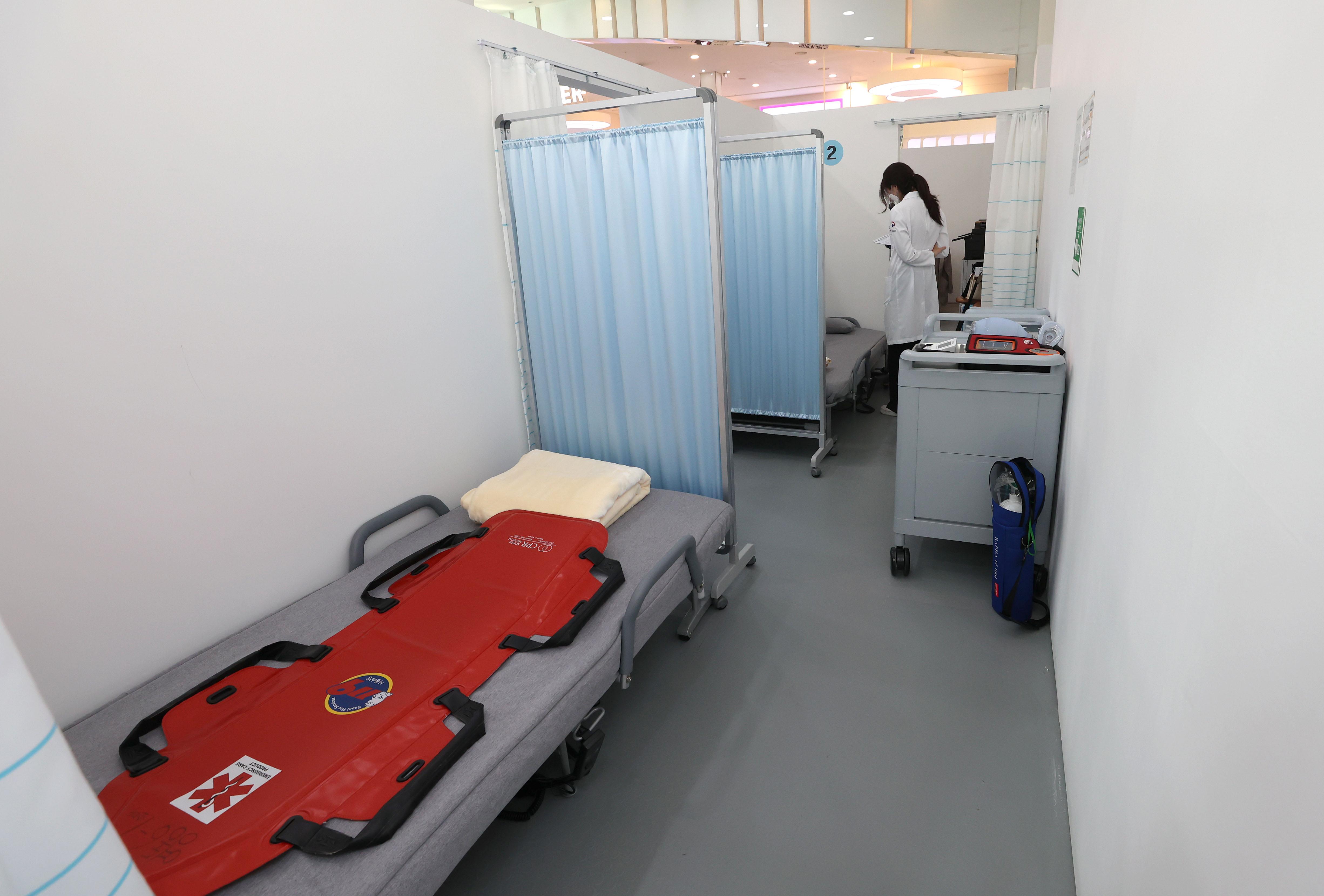 강남구 두번째 백신접종센터 28일 개소