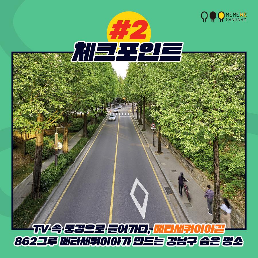 강남17길 MBTI_NP 유형을 위한 산책길