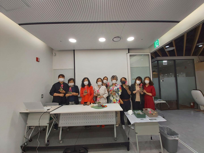 2021 내 마음 속 행복정원 원예교실 (2회기)