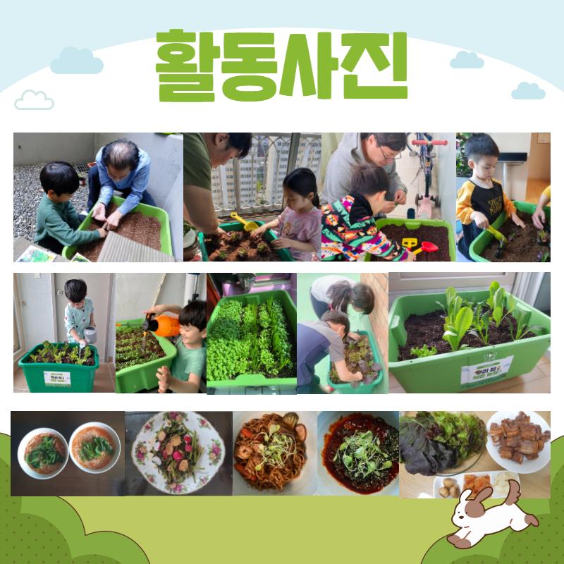 [해피락패밀리] 우리 집 작은 농장