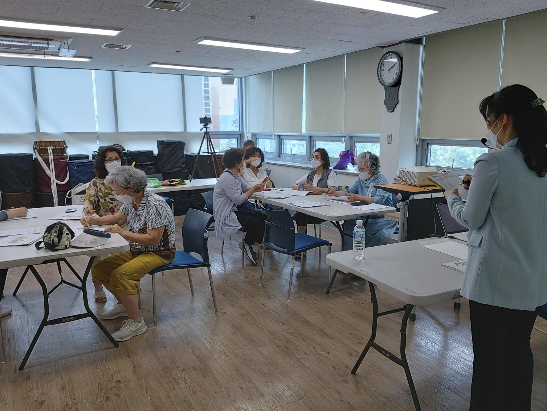 [70+특화사업]금빛스타강사 역량강화교육 실시