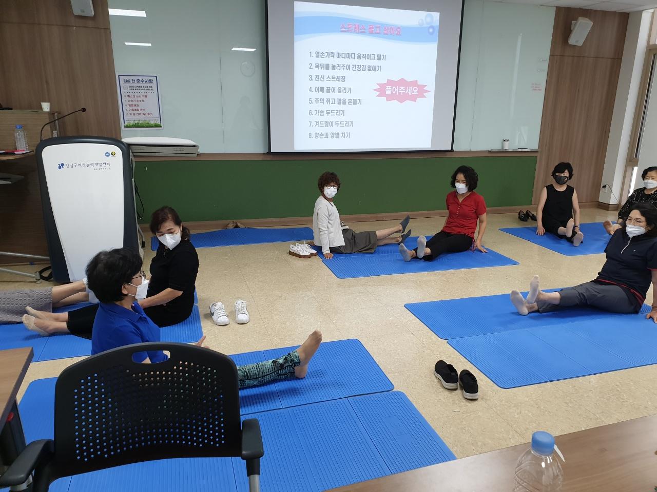 산모·신생아건강관리사 양성과정 4차 (8월) 교육